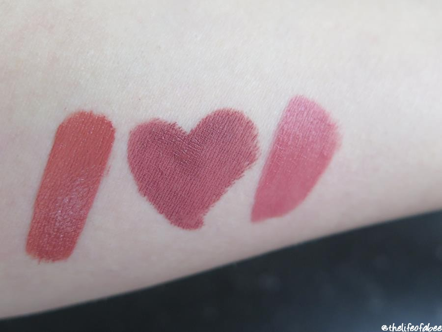 nyx lip lingerie exotic