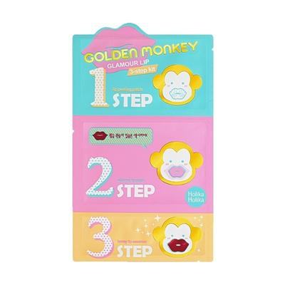 holika-holika-golden-monkey-glamour-lip-3-step-kit (Copy)