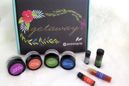 ANNMARIE SKINCARE GETAWAY SAMPLE KIT