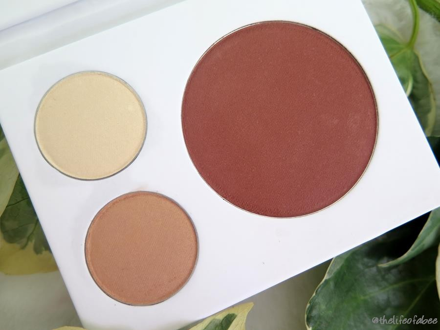 PHB Ethical Beauty palette nude
