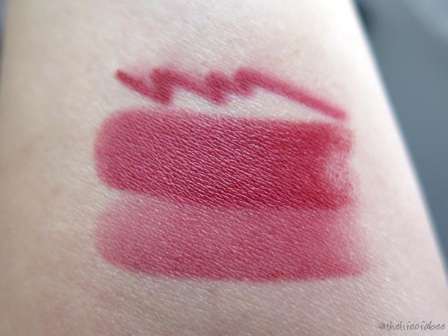 rouge vie chanel