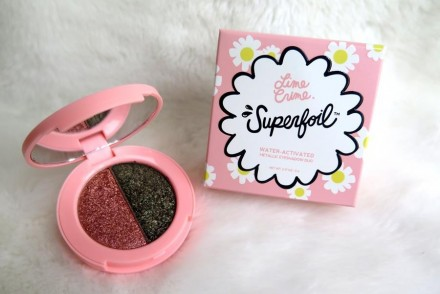 superfoil miami gator lime crime
