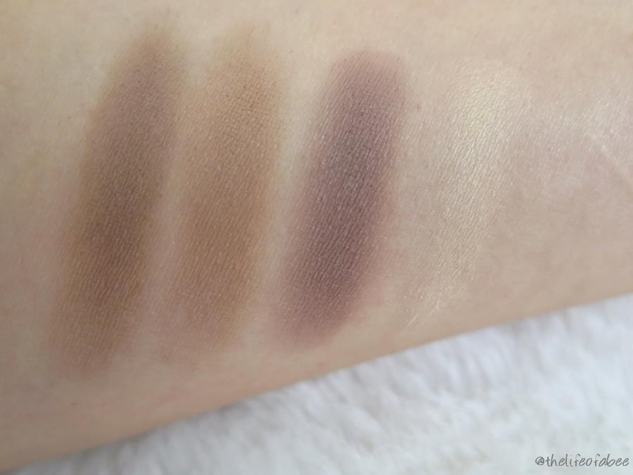 recensione swatches makeup revolution Ultra Pro Hd Powder Contour Palette