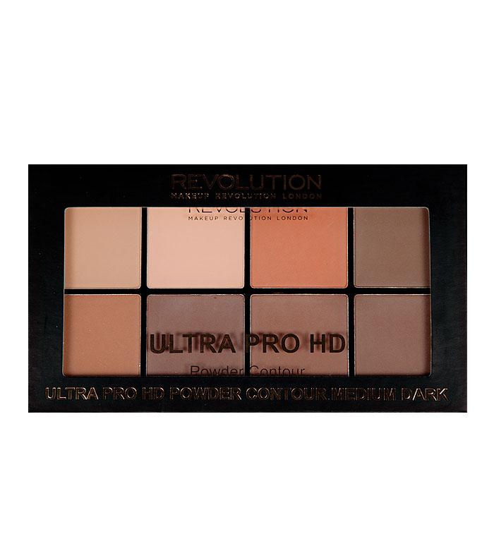 Ultra Pro Hd Powder Contour Palette
