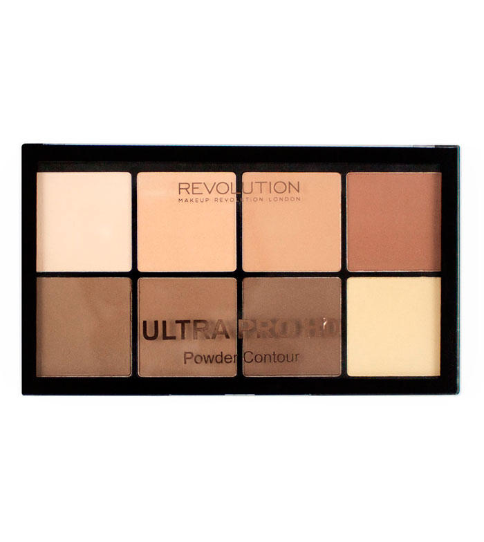 Ultra Pro Hd Powder Contour Palette