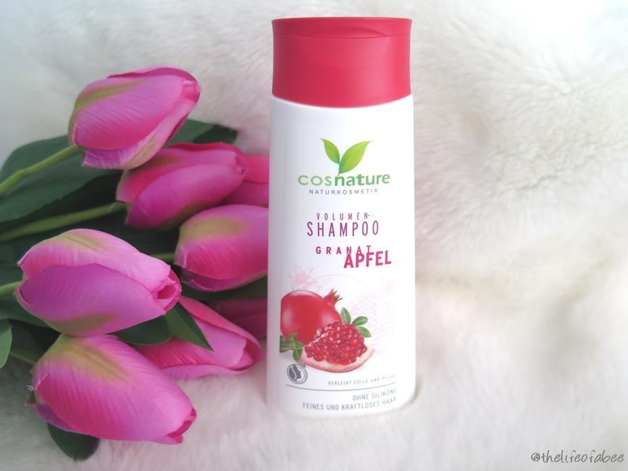 recensione shampoo melograno cosnature primobio