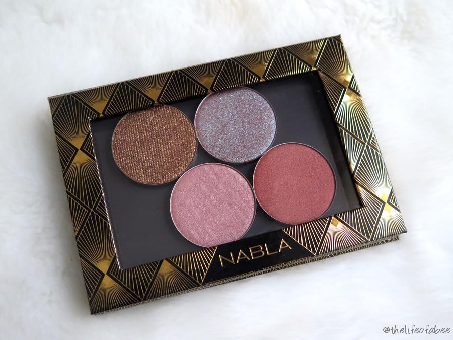 nabla goldust liberty six deco recensione swatches