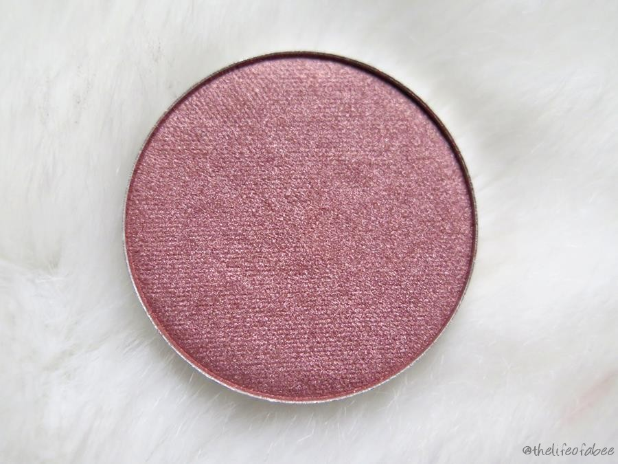 nabla goldust snowberry recensione swatches