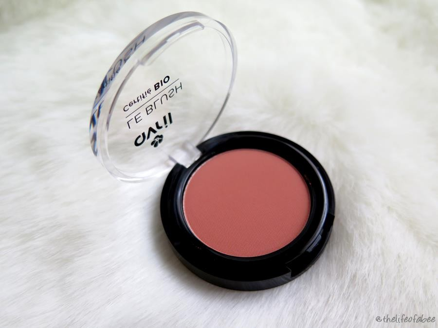 recensione swatch blush avril peche rose saqed