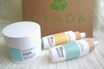 recensione review gyada cosmetics capelli