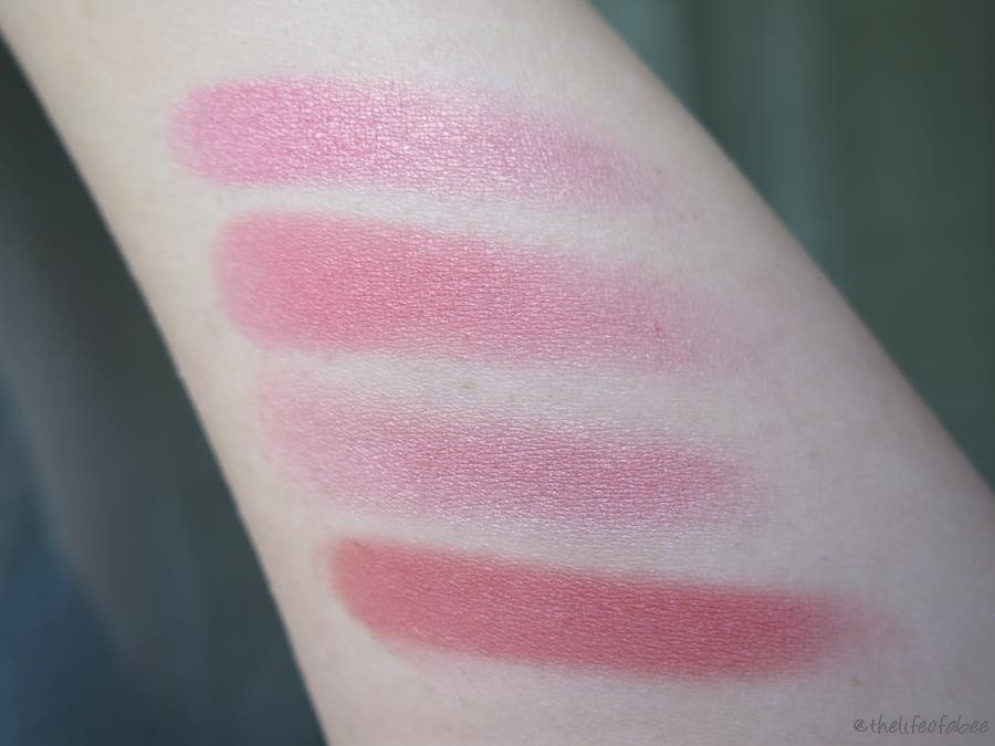 recensione blush galifornia benefit swatch review