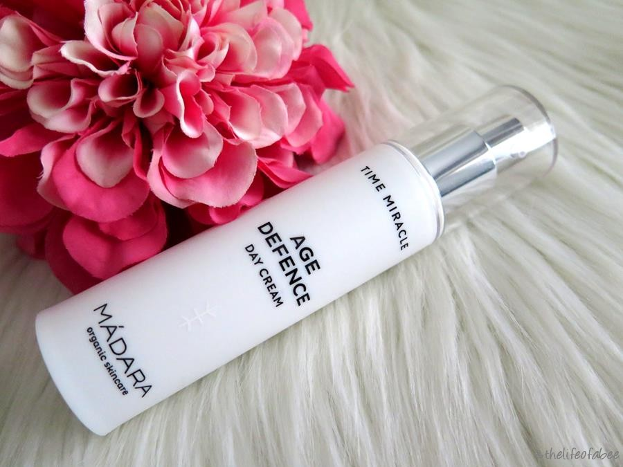 recensione Màdara Age Defence day cream Time Miracle