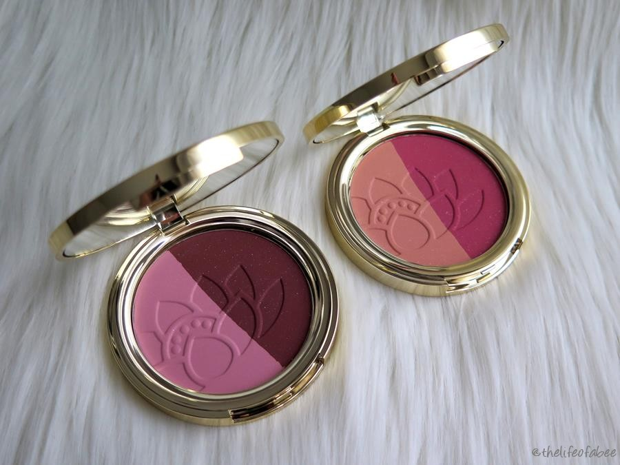 lakshmi recensione swatch blush wine rosè fresh peach