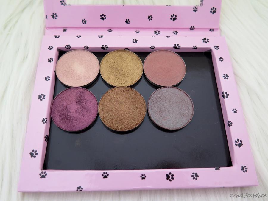 Fibi Cosmetics recensione palette magnetiche baby