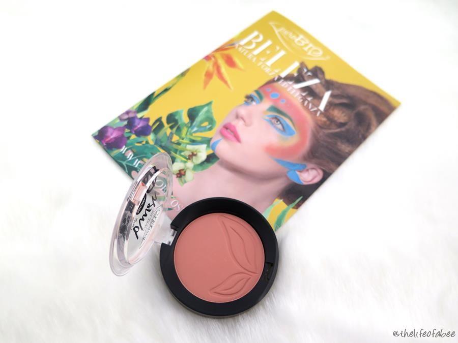 Bellanaturale biorpofumeria recensione purobio beleza blush