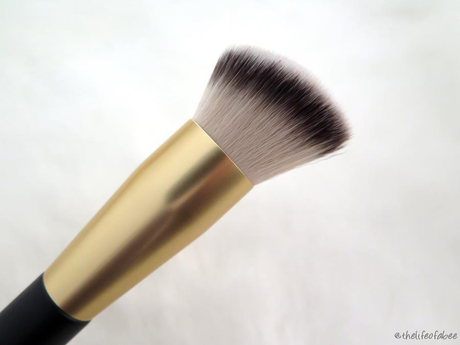 Bellanaturale bioprofumeria recensione purobio beleza pennello