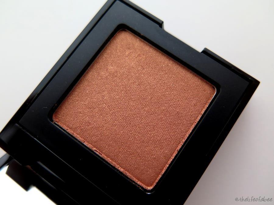Defa Cosmetics recensione swatches ombretti coppery