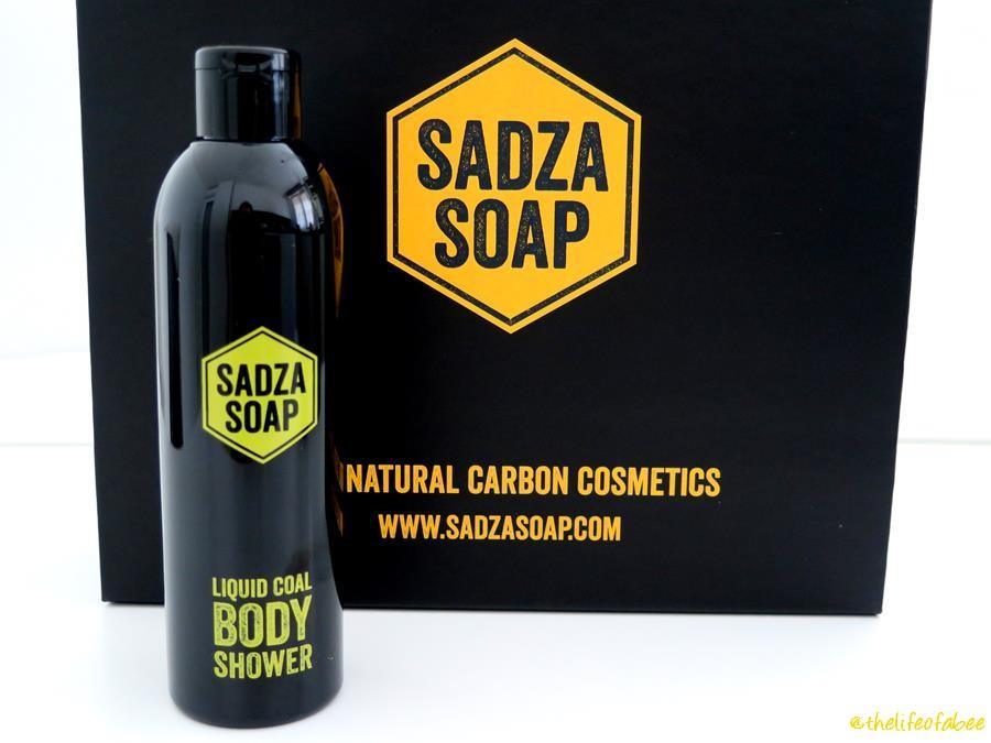 sadza soap recensione review body shower bagnodoccia