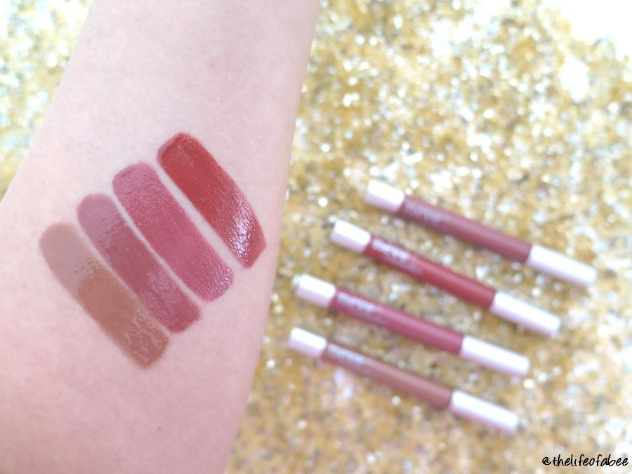 vernissage neve cosmetics swatch swatches review recensione