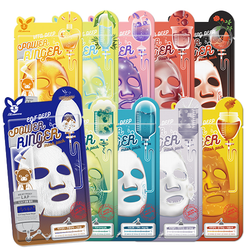 Elizavecca Deep Power Ringer Mask beautytude boutique