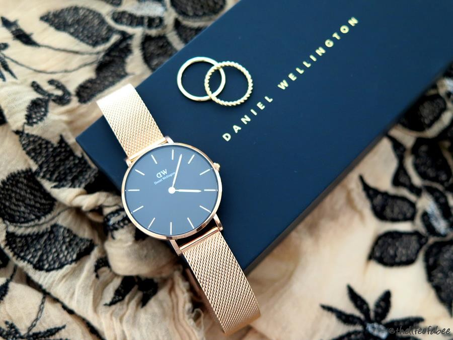 summer essentials daniel wellington classic petite melrose