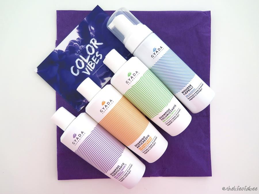 color vibes gyada cosmetics recensione review