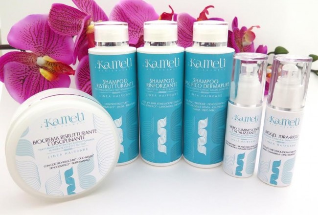 kamelì linea hair care recensione review