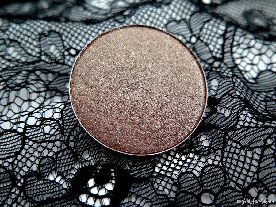 neogothic neve cosmetics swatch Prophecy
