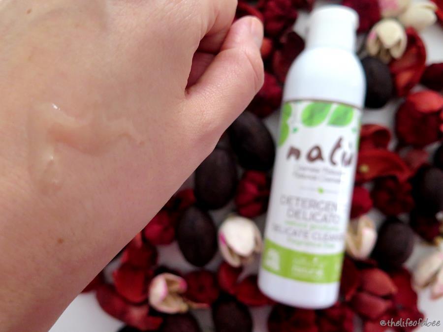 officina naturae natù detergente delicato senza profumo recensione