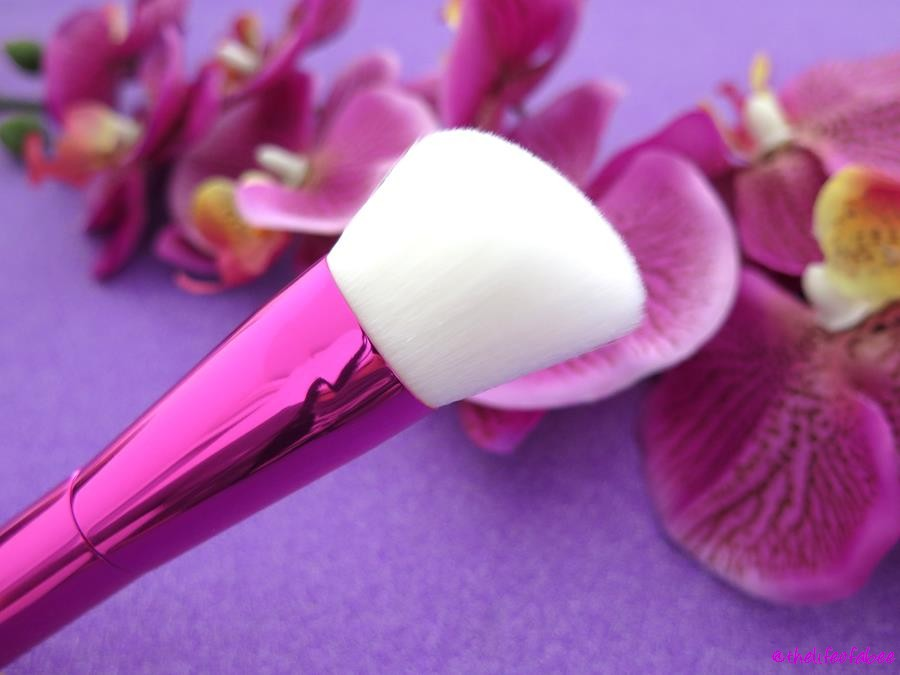 recensione review azalea angled brushes neve cosmetics