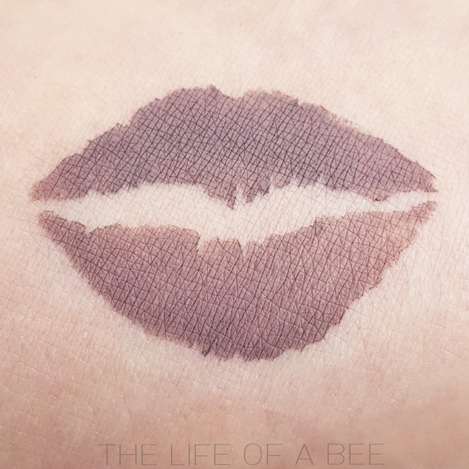 swatches swatch dark winter paolap paint4lips milk chocolate