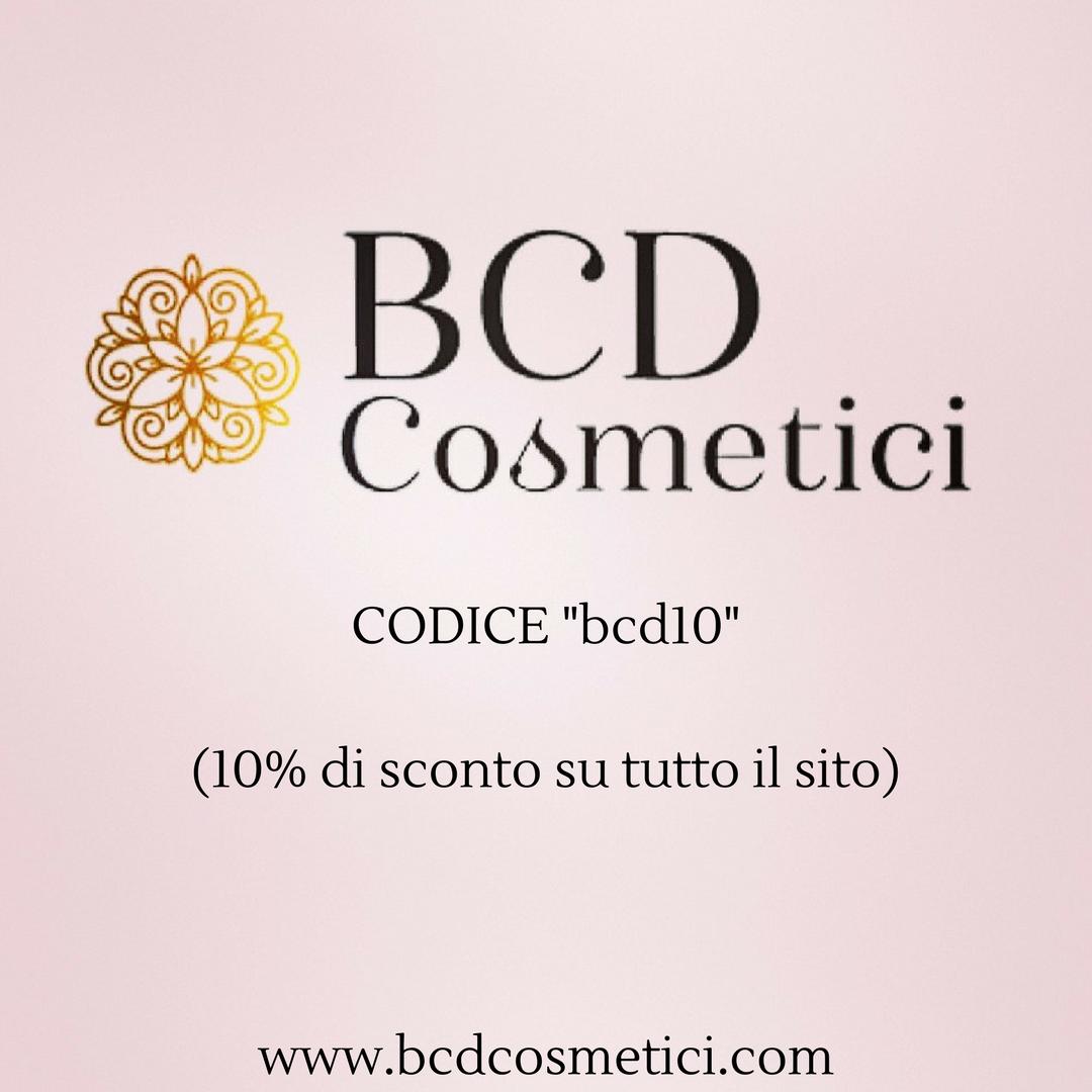 iatitai codice sconto bcd cosmetici
