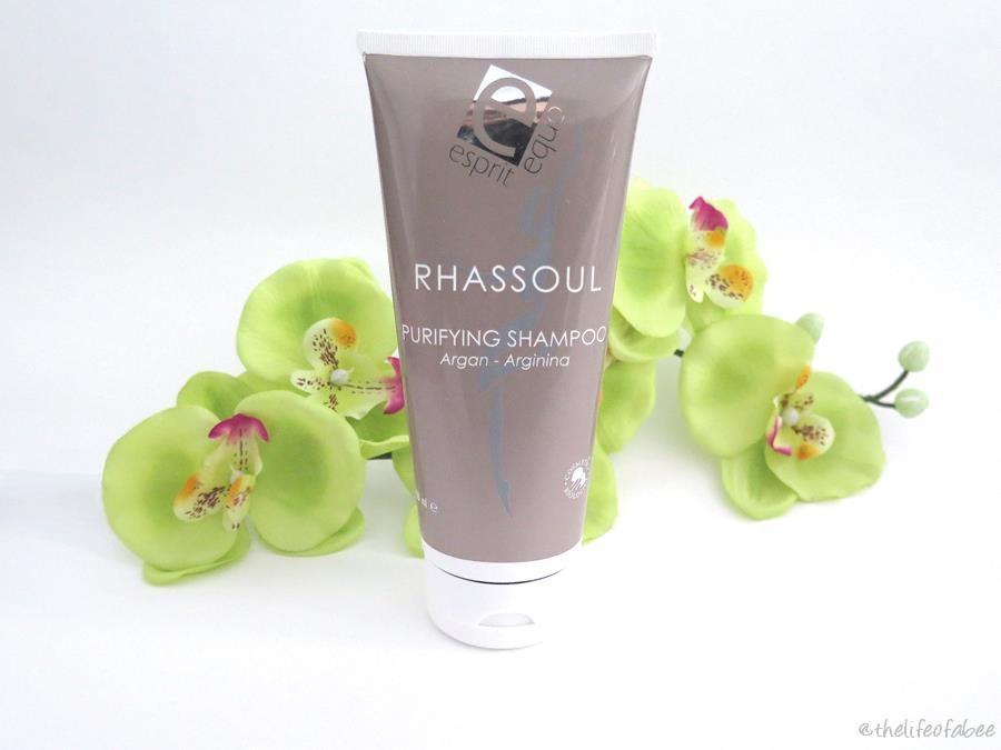 recensione review esprit quo shampoo purificante rhassoul