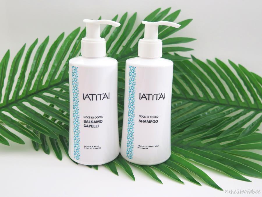 iatitiai shampoo balsamo noce di cocco recensione review