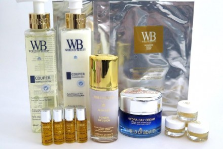 world of beauty winter box