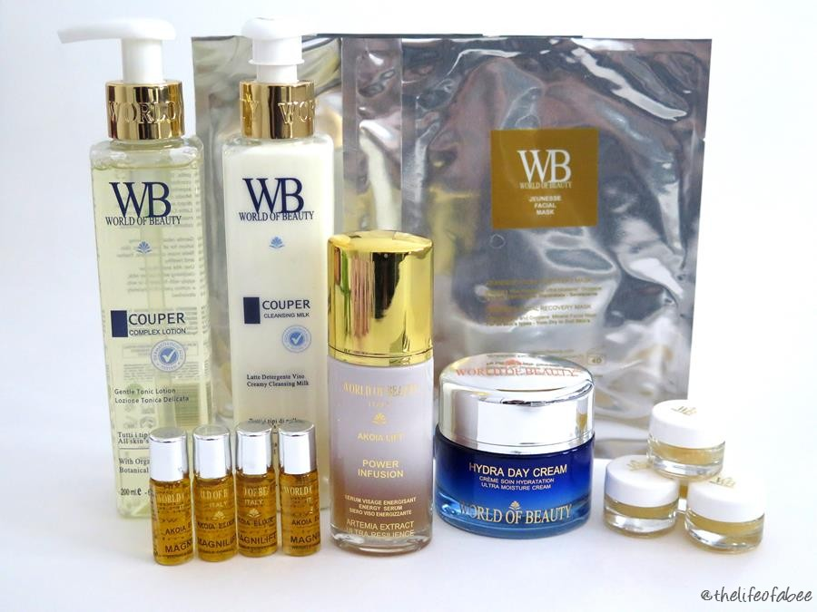 REVIEW WINTER BOX PERSONALIZZATA WORLD OF BEAUTY