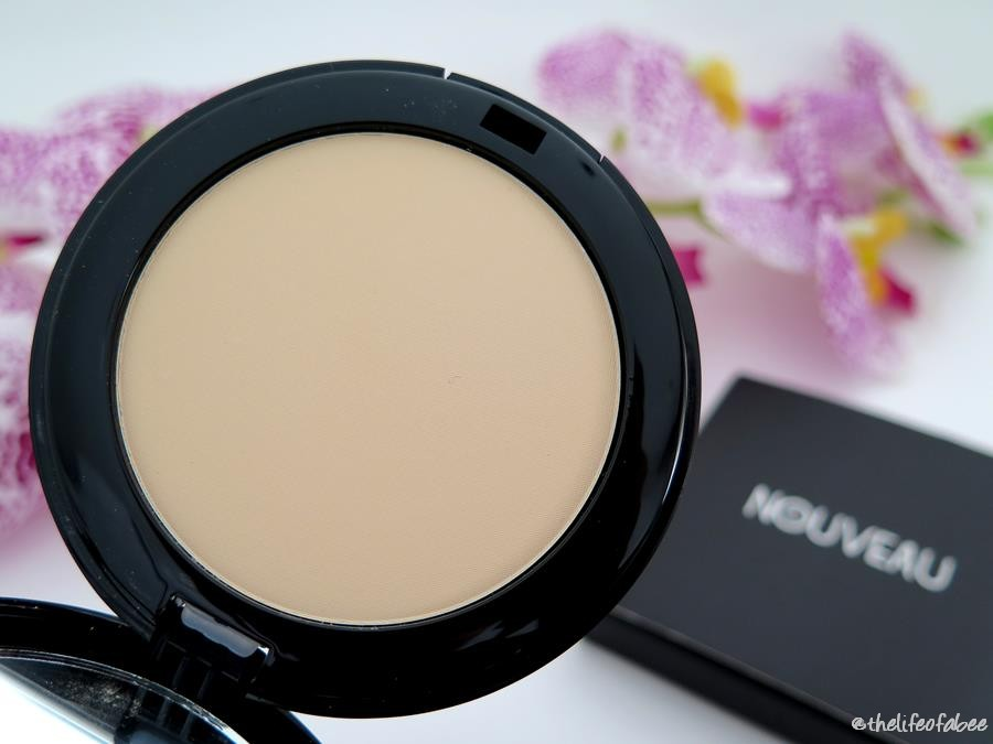 review swatches nouveau cosmetics cipria light neutral