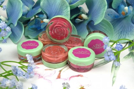 Blush Garden Neve Cosmetics recensione swatches