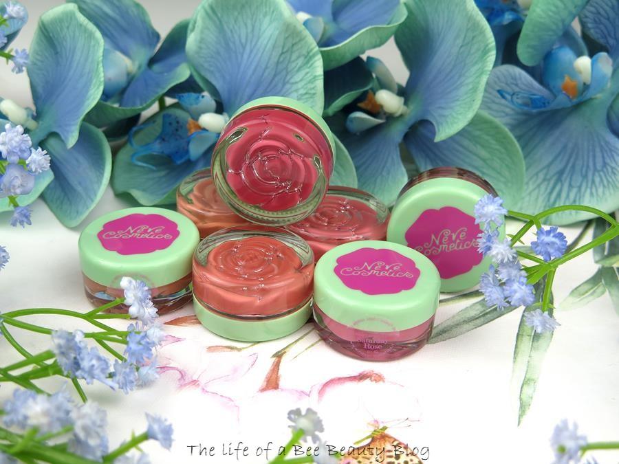 Blush Garden Neve Cosmetics recensione swatches