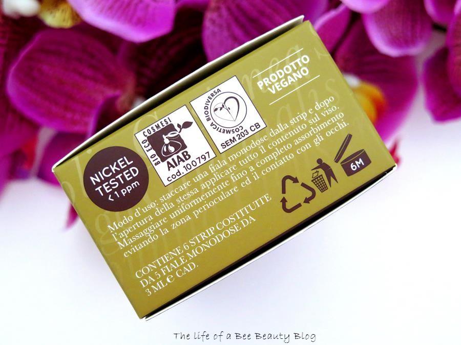 masciara apulian beauty recensione siero viso