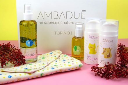 recensione linea baby ambaduè mamme bambini