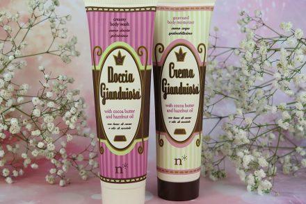 recensione crema doccia gianduiosa neve cosmetics