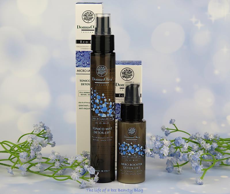 recensione review domus olea micro ialuron detox lift