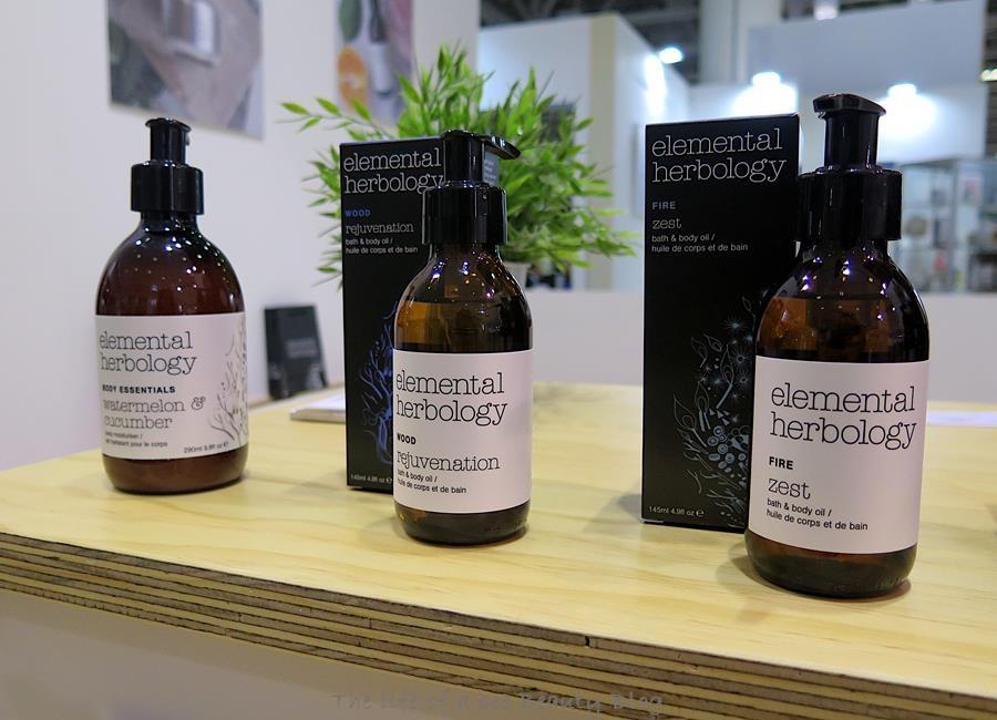 cosmoprof 2019 elemental herbology