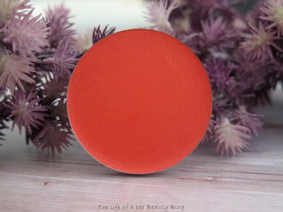 onirica cosmetics recensione swatches review orange juice&glitters