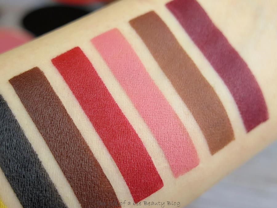 onirica cosmetics recensione swatches review