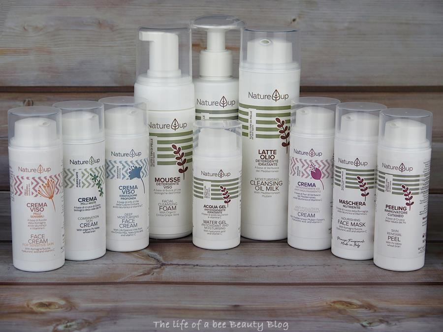 bema cosmetici nature up recensione review
