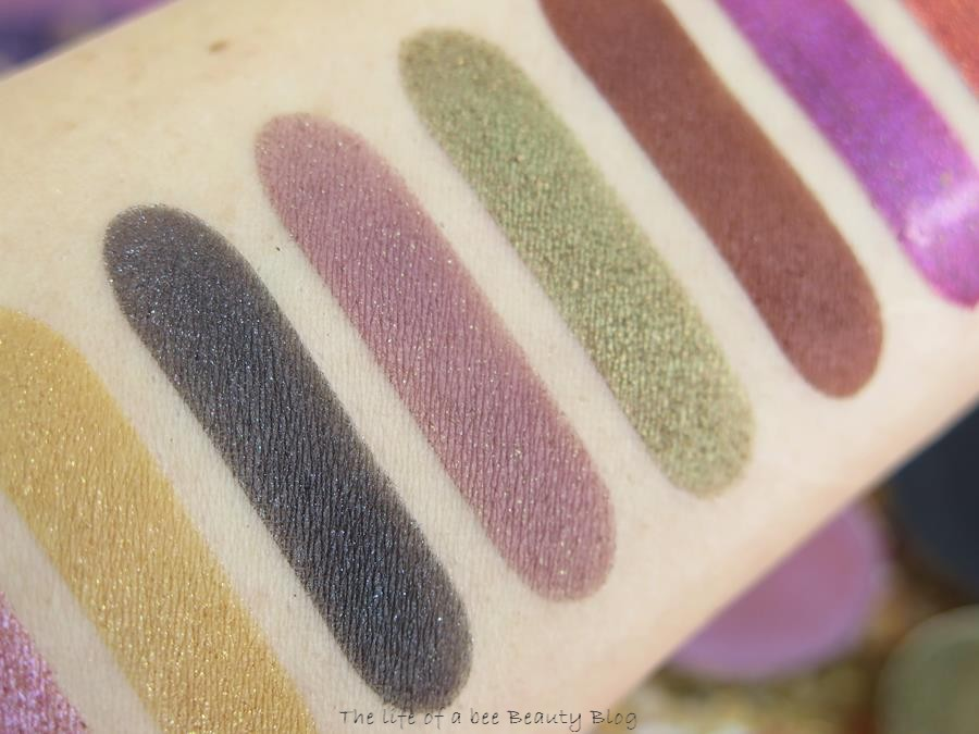 Sparkling '67 collection neve cosmetics review recensione swatches