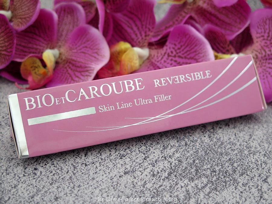 bio et caroube reversible recensione review skin line ultra filler