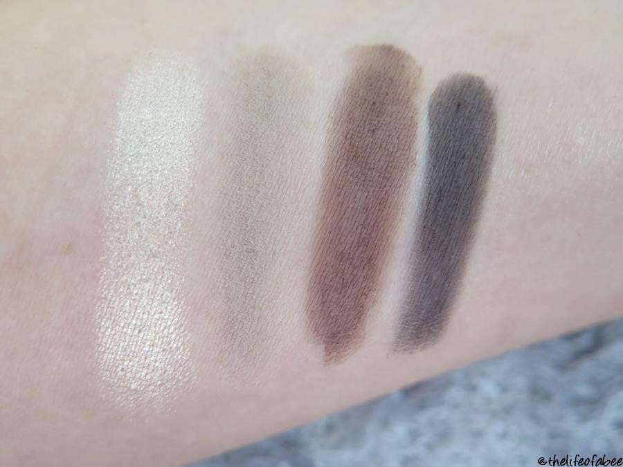 palette skin tones purobio